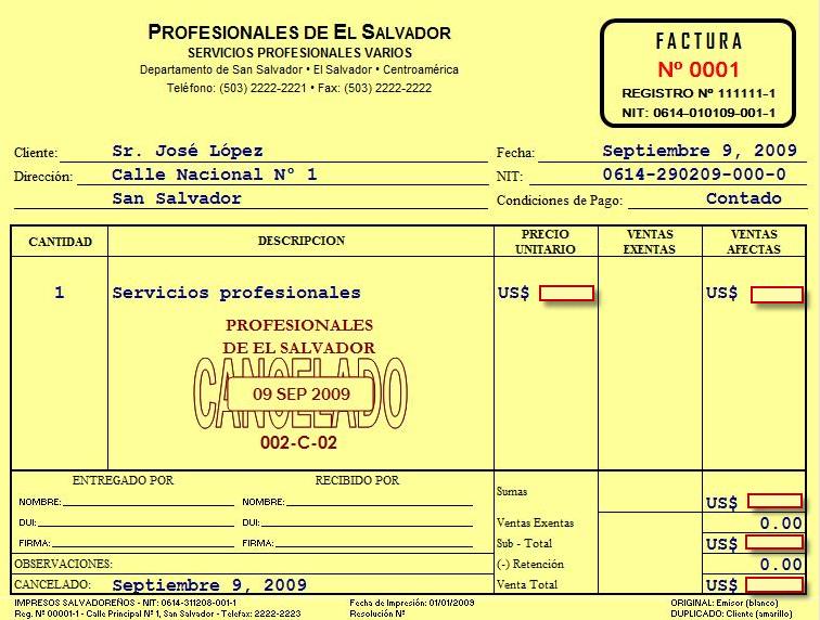 eRegulations trámites El Salvador